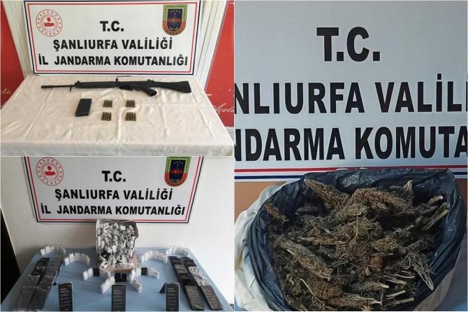 Viranşehir'de gümrük kacağı cep telefonu ele geçirildi