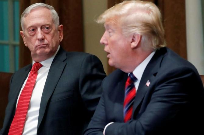 """Eski ABD Savunma Bakanı Mattis: """"Trump ülkeyi bölmeye çalışıyor"""""""