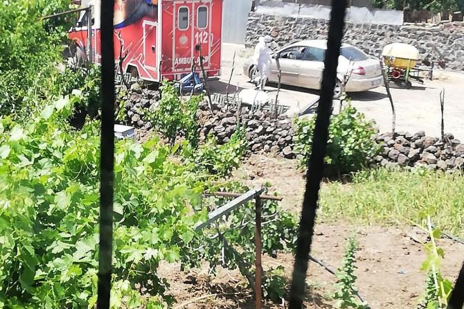 İdil'in Tepe Köyü karantinaya alındı