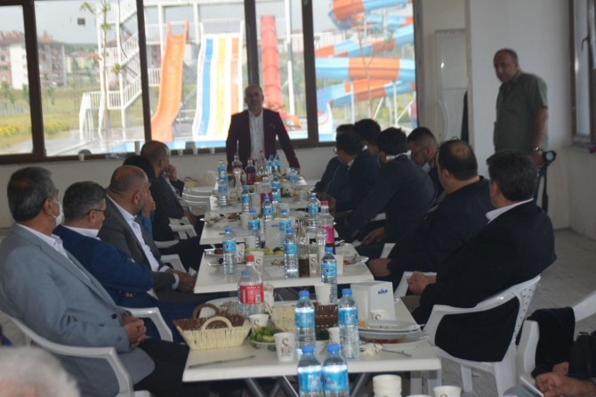 Bitlis'in turizm potansiyeli masaya yatırıldı