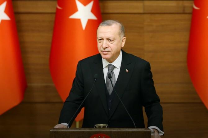 Cumhurbaşkanı Erdoğan'dan 5 Haziran Dünya Çevre Günü mesajı