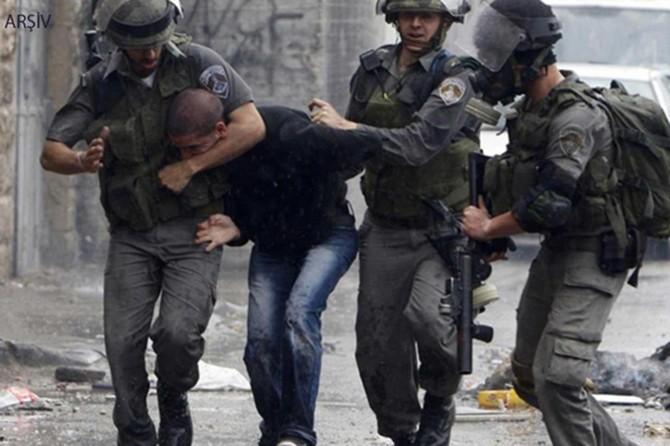 El-Halil ve Cenin kentlerinde 4 Filistinli esir alındı