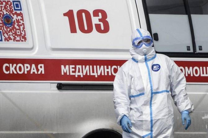 Moskova'da Coronavirus'e karşı 4 milyar dolar harcama yapılacak