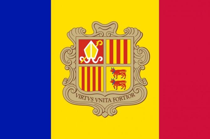 Türkiye'den Andorra'ya tıbbi malzeme yardımı