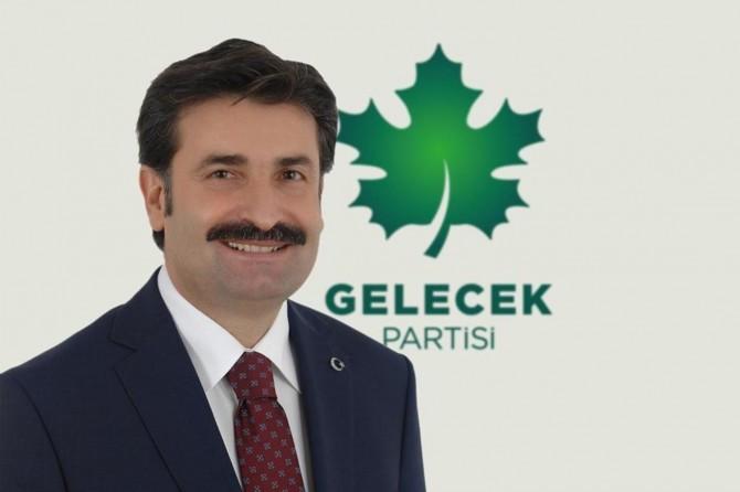 """Gelecek Partili Üstün: """"Tüm partilerin katılımıyla yeni siyasi partiler kanunu yapalım"""""""
