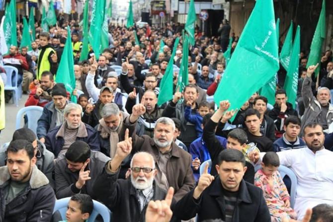 Hamas: Şeyh İkrime Sabri işgalcilere karşı Mescidi Aksa'nın kalkanıdır