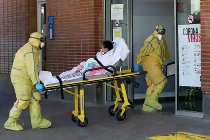 İspanya'da Coronavirus vaka sayısı 240 bin 660'a yükseldi