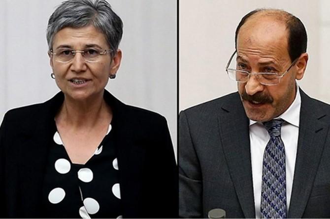 Vekilliği düşürülen HDPli 2 milletvekili için yakalama kararı çıkartıldı