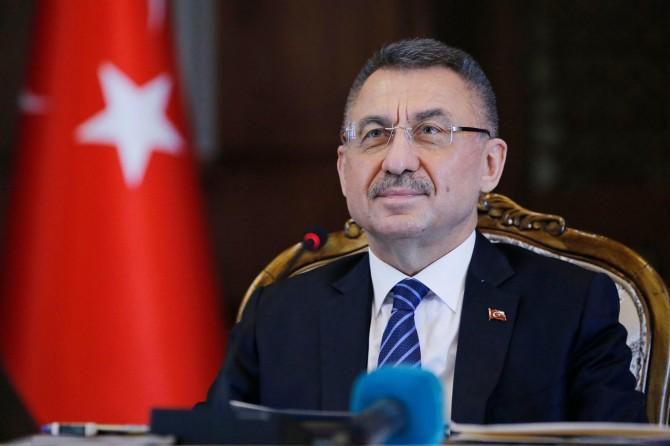 Cumhurbaşkanı Yardımcısı Fuat Oktay eleştirilere yanıt verdi