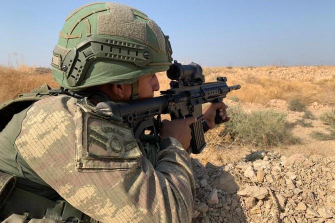 Ömerli'de PKK'ye yönelik operasyon