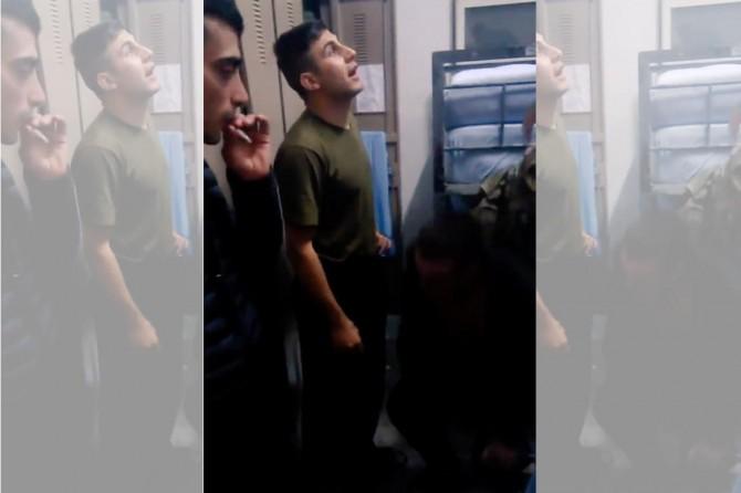 Acemi askere eziyet edenler hakkında soruşturma başlatıldı