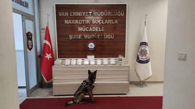 Edremit'te uyuşturucu operasyonu: 3 kişi tutuklandı
