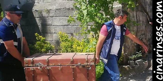 Diyarbakır Büyükşehir Belediyesi, tarihi değirmeni muhafaza altına aldı