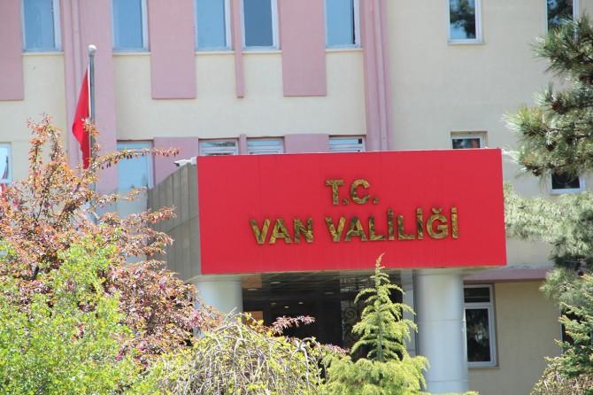 Van'da valilik emriyle bütün etkinlikler 15 gün süreyle yasaklandı