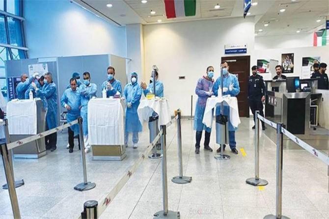 Kuveyt'te Coronavirus vaka sayısı 30 bin 644'e yükseldi