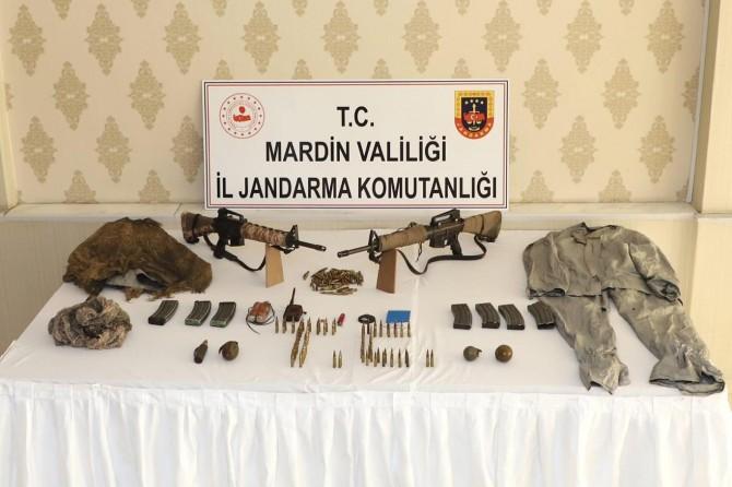 Mardin'de 2 PKK'linin öldürüldüğü operasyon sona erdi, 7 kişi gözaltına alındı