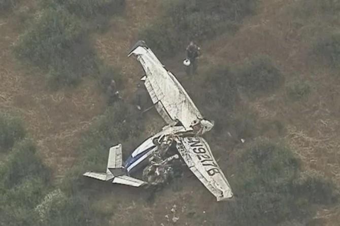 ABD'de küçük uçak düştü: 5 ölü