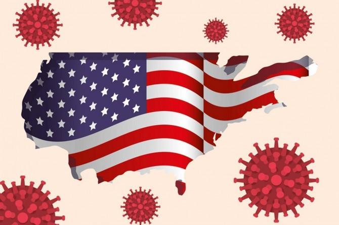 ABD'de Covid-19 salgınında ölenlerin sayısı 111 bin 408'e yükseldi
