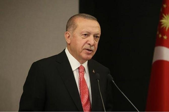 Cumhurbaşkanı Erdoğan: 18 yılda 585 yeni baraj kazandırdık