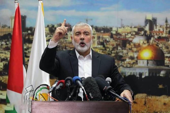 """Hamas, Batı Şeria ve Ürdün Vadisi'nin """"ilhak"""" planına karşı 4 stratejik hamleyi duyurdu"""