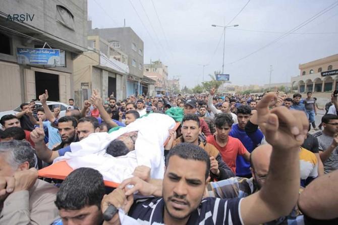 Hamas: Mayıs ayında 4 Filistinli şehit, yüzlercesi yaralı ve 327'si kaçırıldı