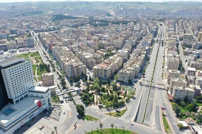 Şanlıurfa'da 3 kırsal mahalle ve 11 yerleşim yeri karantinaya alındı