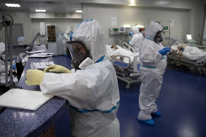 Rusya'da Coronavirus vaka sayısı 458 bin 689'a yükseldi