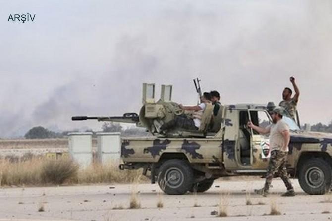 Libya ordusu Sirte kentini ele geçirdi