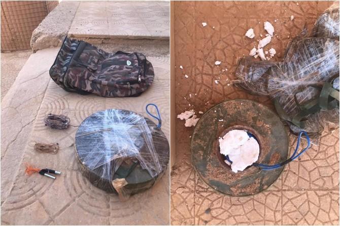 Tel Abyad'da saldırı hazırlığındaki PKK/YPG'li yakalandı
