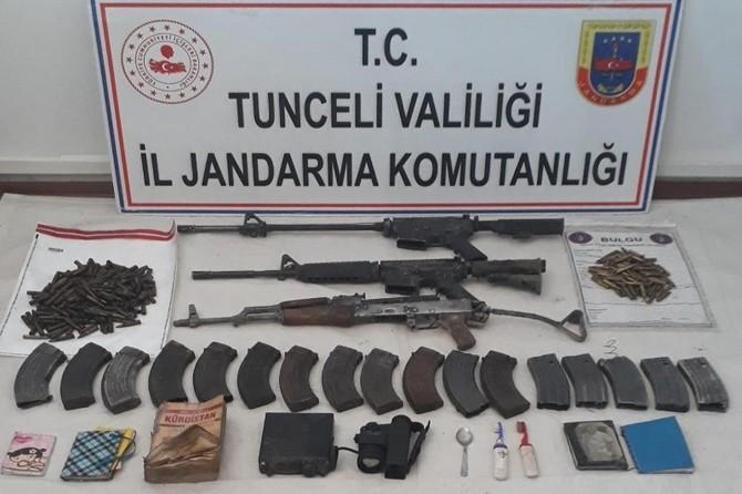 Tunceli'de öldürülen PKK'lilerin sayısı 6'ya yükseldi