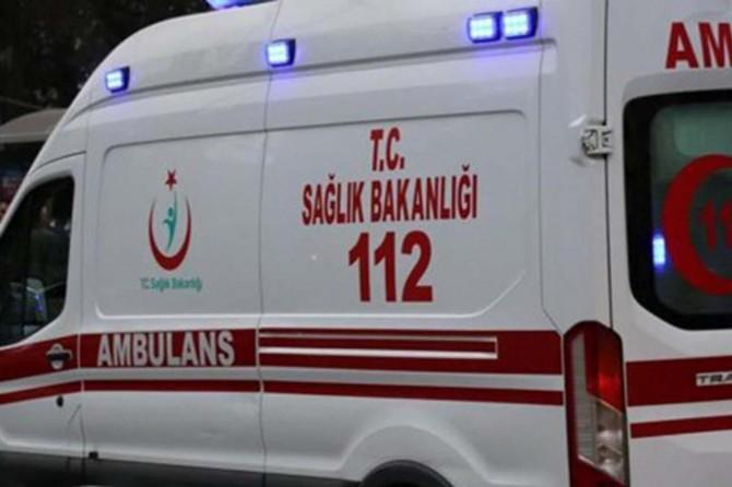 Denizli'de cinnet getiren adam, eşi ve 2 çocuğunu öldürüp intihar etti