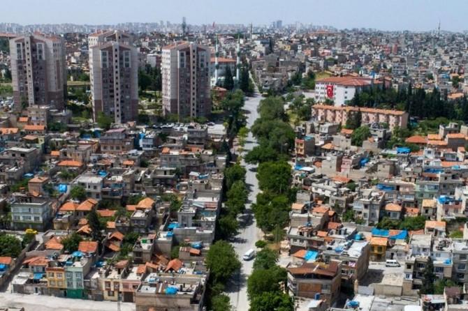 Gaziantep'te bir ev karantinaya alındı