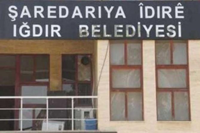 Iğdır Belediyesinde rüşvet ve yolsuzluk operasyonu