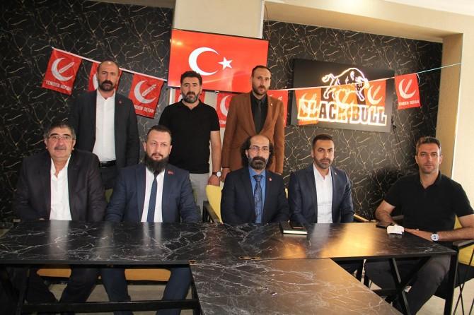 Yeniden Refah Partisi: Amacımız adil düzeni sağlamaktır