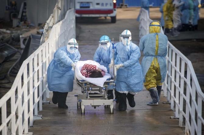 New York'ta şimdiye kadar 404 bin 470 kişiye Covid-19 virüsü bulaştı