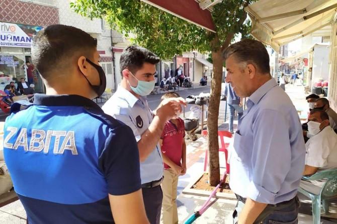 Şanlıurfa Viranşehir'de maskesiz dışarı çıkmak yasaklandı