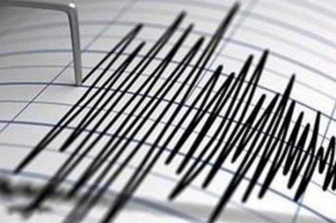 Şanlıurfa'da 4,1 büyüklüğünde deprem meydana geldi