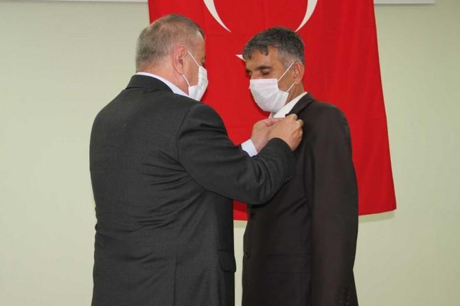 Mardin'de HDP'li 3 Belediye Meclis Üyesi AK Parti'ye geçti