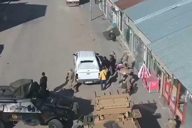 Erzurum'da PKK'lilere eleman ve erzak temin eden 7 şüpheli yakalandı