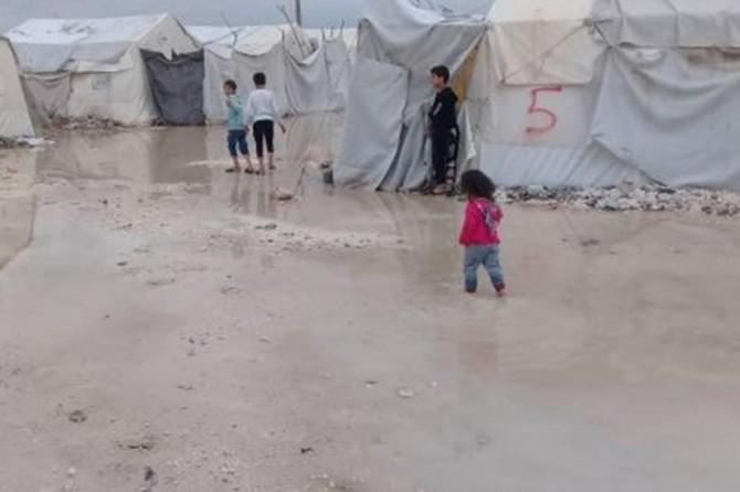 Filistinli Mültecilerin dramı devam ediyor