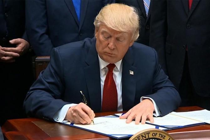 ABD yabancı işçi vizelerini askıya aldı