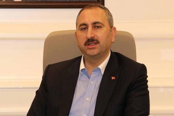 Adalet Bakanı Gül'den Yassıada açıklaması
