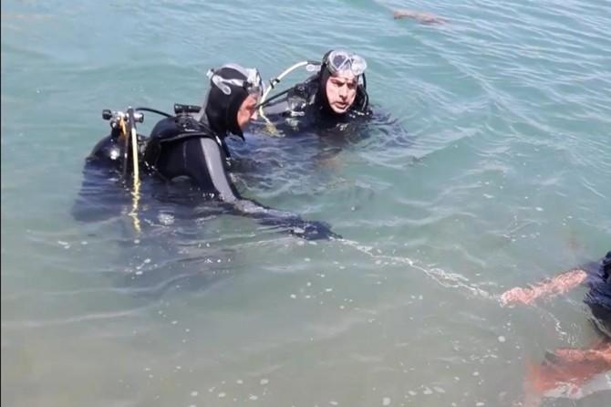 Balık yakalarken suya düşen şahıs hayatını kaybetti