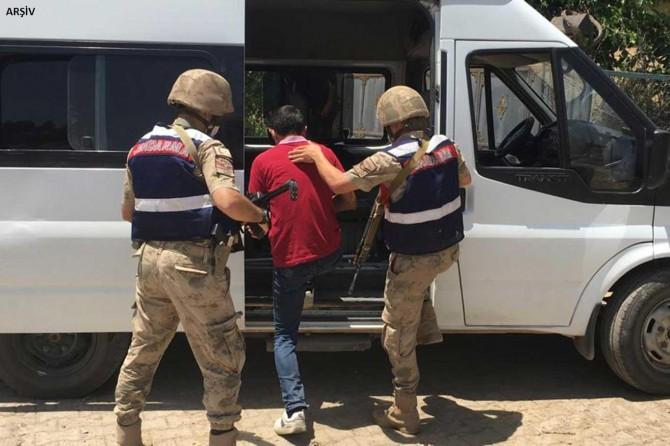 Kayseri'de Göçmen Kaçakçılığı operasyonunda 21 şüpheli yakalandı