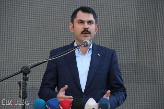 Bakan Kurum, selde zarar gören vatandaşların yaralarını saracaklarını açıkladı