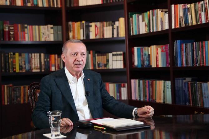 Cumhurbaşkanı Erdoğan gençlerin sorularını yanıtladı