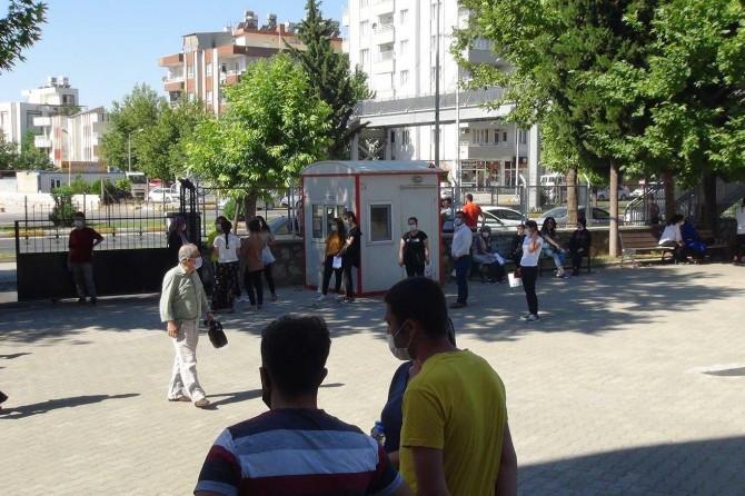 """Adıyaman'da YKS öğrencileri: """"Pandemi sürecinden olumsuz etkilendik"""""""
