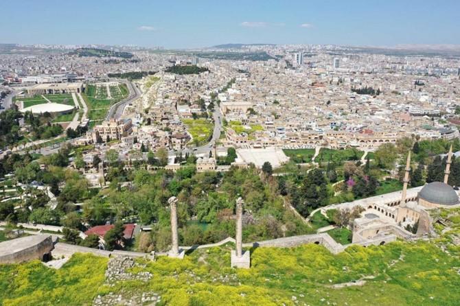 Şanlıurfa'da Covid-19 nedeni ile 43 yerleşim yeri karantinaya alındı