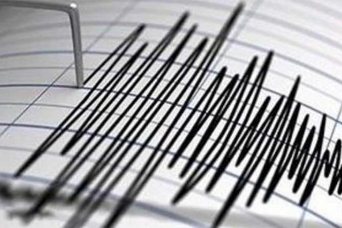 Marmaris açıklarında 5,2 büyüklüğünde deprem