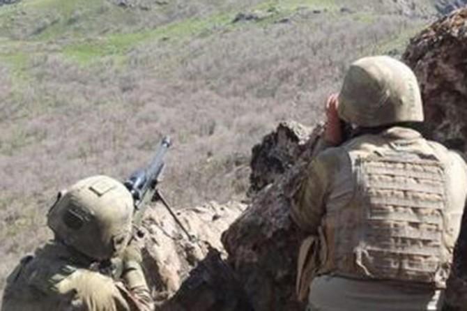 İçişleri Bakanlığı: Şırnak'ta 3 terörist teslim oldu